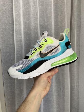 Мужские кроссовки Найк Nike Air Max 270 React CT1265 300 Оригинал
