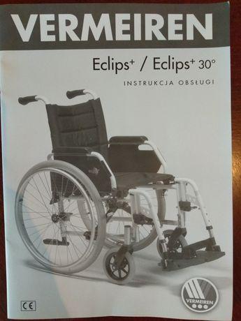 Wózek inwalidzki ECLIPS+30