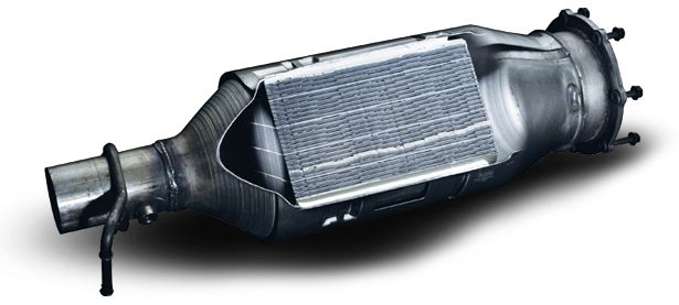 Filtr cząstek stałych DPF FAP SCR Fiat Ducato 2,3