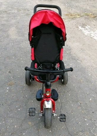 Велосипед с козырьком (3 колеса)