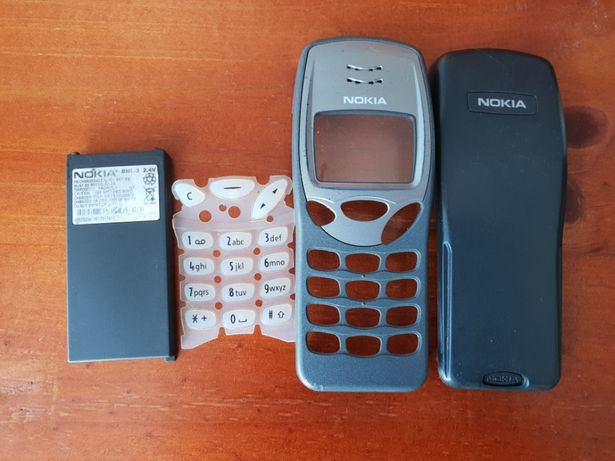 Nokia 3210 - telemovel + carregador