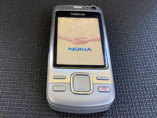 TANIO: Nokia 6600i slide, używany z 2 x oryginalną baterią