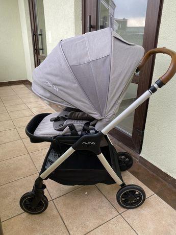 Прогулочная коляска Nuna