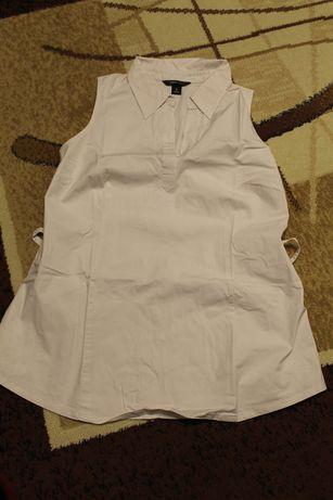 Tunika, elegancka bluzka ciążowa H&M