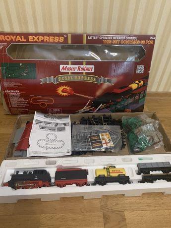 Железная дорога royal express 204*160 см