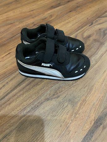 Puma кроссовки детские 24 размер
