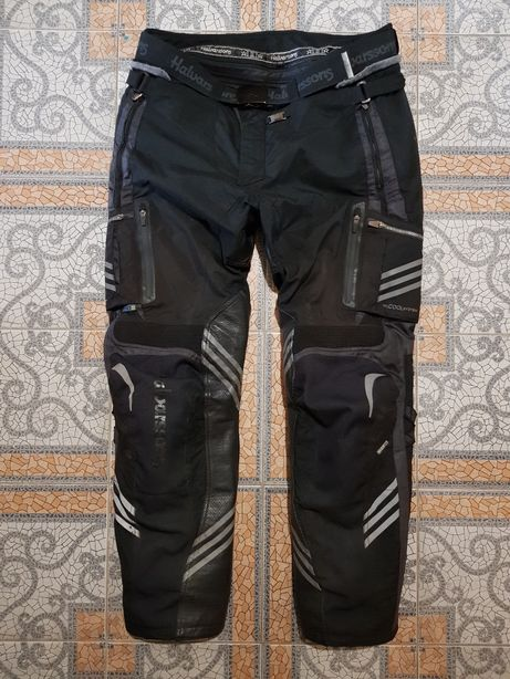 Чоловічі, мужские мотоштани, мото штани, штаны Halvarssons (62)
