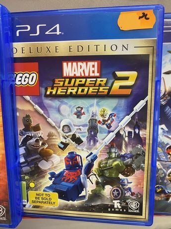 Lego Marvel 2 PL PS4 *Sklep Bytom