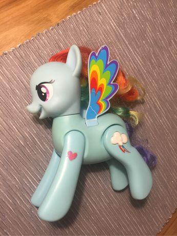 Skaczący -mówiący Kucyk My Little Pony