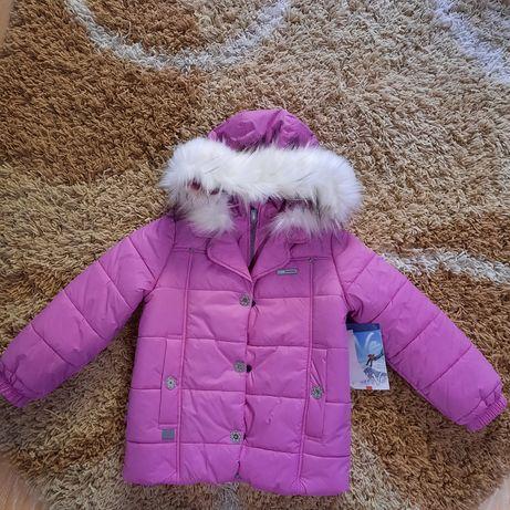 Новая! Милейшая теплейшая куртка курточка парка Lenne Mayoral