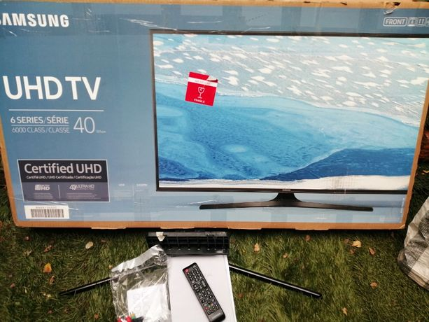Telewizor UE40KU6000W 4K