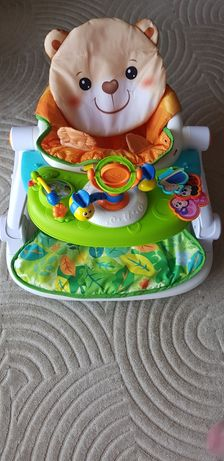 Andarilho, mesa de refeição e de actividades  Happy Bear