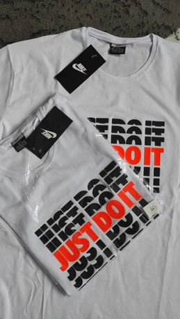 Koszulki męskie Nike 2 kolorowe