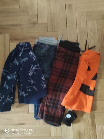 Ubranka dla chłopca 86