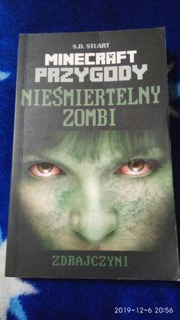 Minecraft Nieśmiertelny zombi