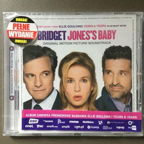 NOWA płyta CD – Bridget Jones's Baby PEŁNE WYDANIE ścieżki dźwiękowej