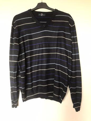 Grafitowy sweterek Marks&Spencer