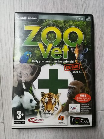 Zoo Vet ENG Weterynarz Zwierząt PC