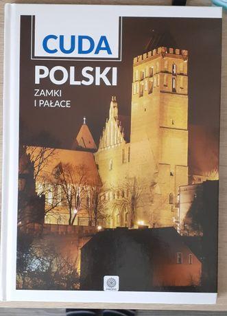 """Album """"Cuda Polski. Zamki i pałace"""" stan: idealny, nieczytana"""
