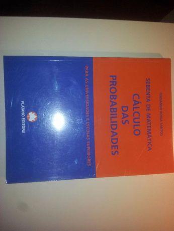 Livro de probabilidades e de programação em Java