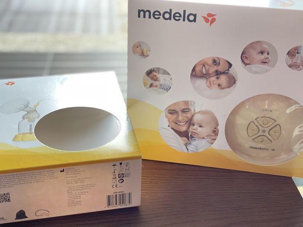 Bomba leite marca Medela