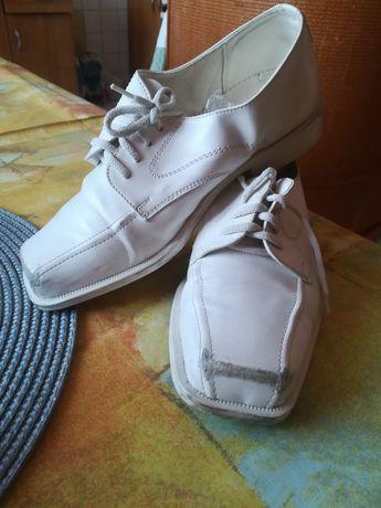 Buty dziecięce komunijne