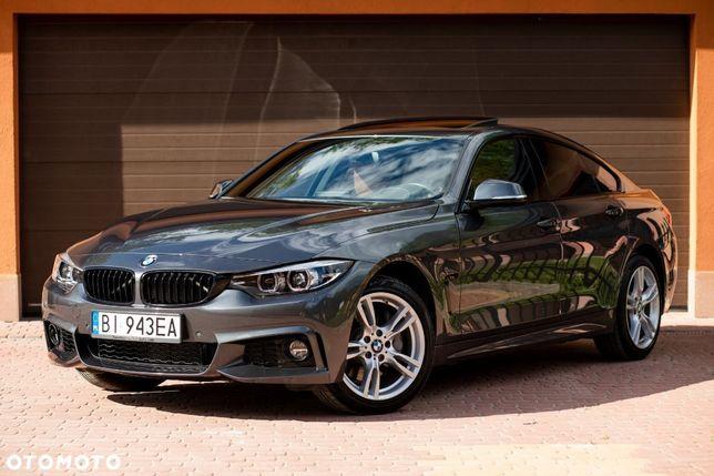 BMW Seria 4 BMW Gran Coupe F36 440xi 326KM M Pakiet X Drive jak nowy