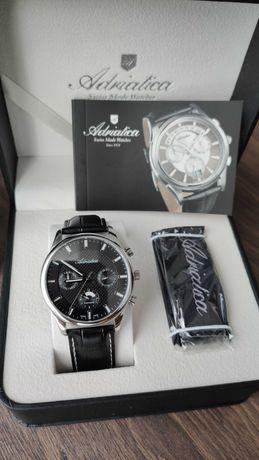 Nowy zegarek męski ADRIATICA Sapphire A8323.5214QF