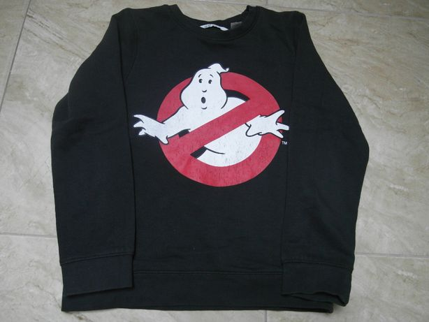 Bluza H&M 134/140 Ghostbusters