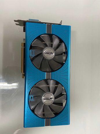 Placa Grafica Sapphire Radeon RX 580 Nitro+  8gb Special
