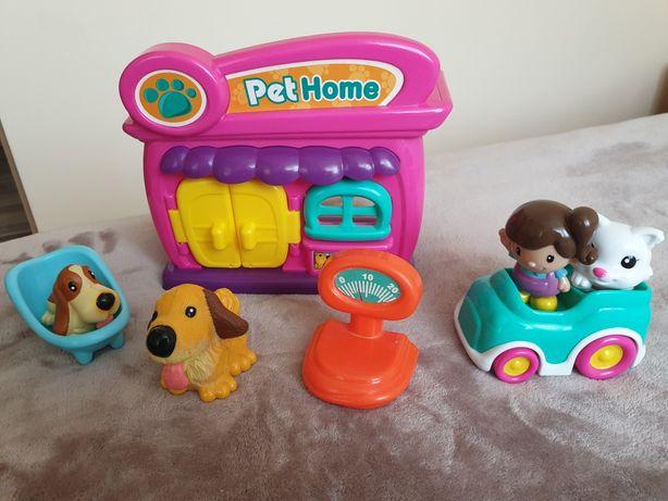 Domek Pet Home, weterynarz, klinika