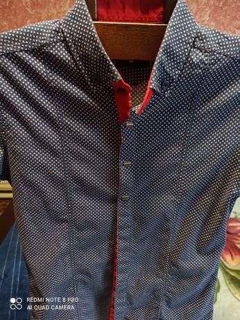 Рубашка шведка на подростка