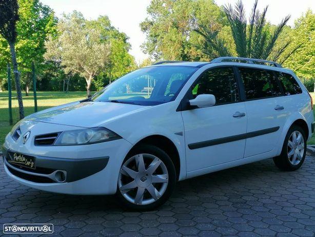 Renault Mégane Break 1.5 dCi SE Exclusive