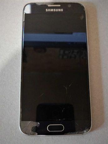 Samsung G920F Galaxy S6 32GB (Black Sapphire) под ремонт