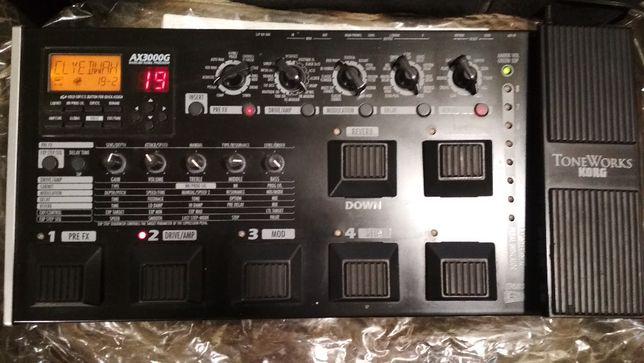 Гитарный процессор KORG AX3000