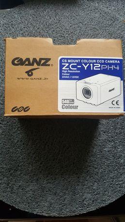 Kamery przemysłowe Ganz