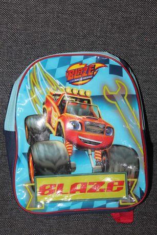 Plecak chłopięcy Blaze i maszyny