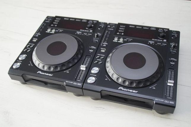2 x Pioneer CDJ 850 Gwarancja Skup Zamiana DJM 700/800/900/2000