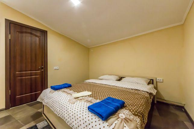 Эксклюзивные отдельные апартаменты с большой ванной в центре Киева