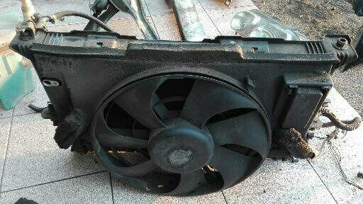 Kpl pas przedni rover 75 2000r maska zderzak reflektor chłodnice