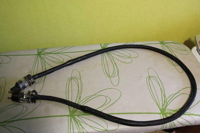 Продам сетевой кабель XLO с вилкой Furutech FI-38 R