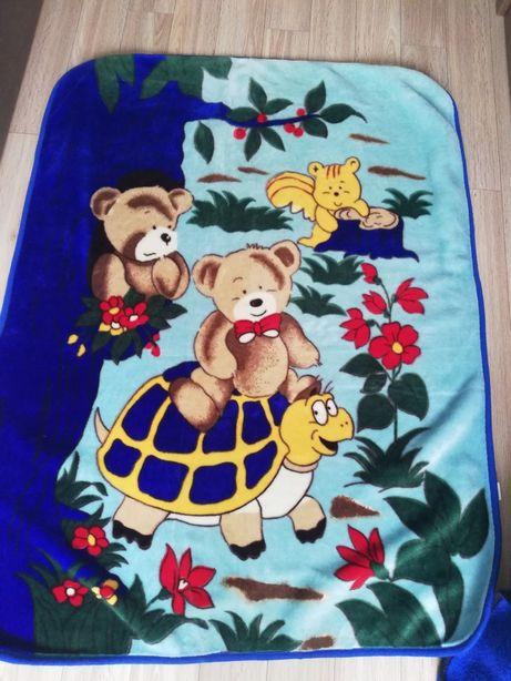 Одеяло детское, плед