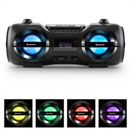 Radioodtwarzacz Auna Soundblaster M Boombox