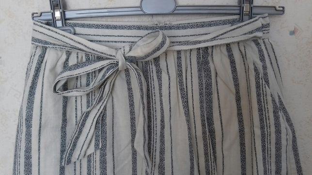 Lniana spódnica Deane&White Rozmiar M