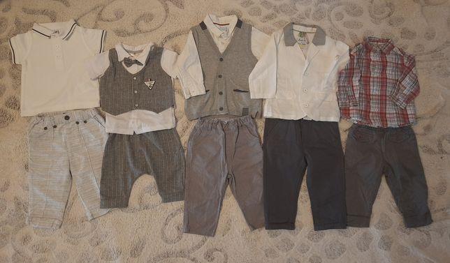 Вещи для мальчика 6-12мес