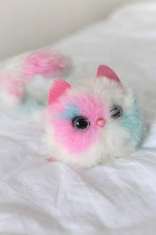 Интерактивная мягкая игрушка Котик Pomsies