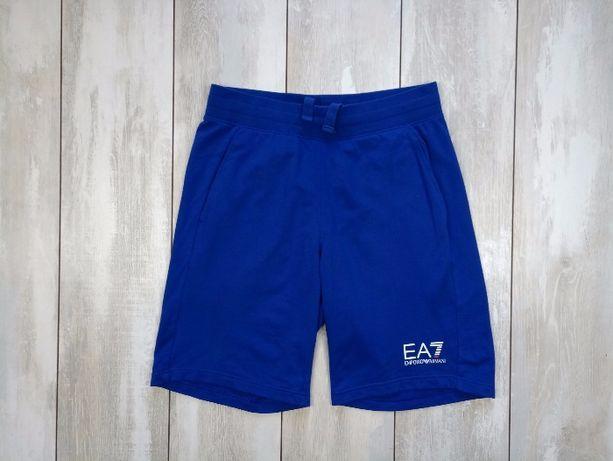 Мужские хлопковые шорты emporio armani