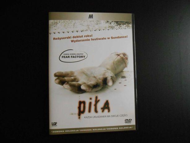 Piła (Saw) - Film DVD