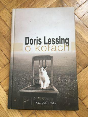 Lessing O kotach
