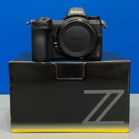 Nikon Z7 II (Corpo) - 45.7MP - NOVA